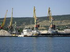 Free Port Of Theodosia Stock Photos - 23002493