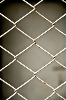 Free Old Steel Mesh Royalty Free Stock Photo - 23003795