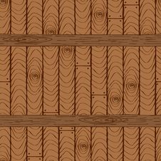Free Seamless Wooden Pattern Stock Photo - 23004500