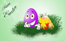 Free Easter Eggs Stock Photos - 23004803