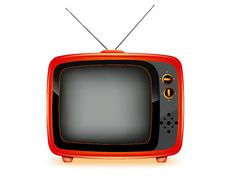 Free Retro TV Royalty Free Stock Photography - 23005207