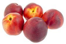 Free Peaches Royalty Free Stock Photo - 23006035