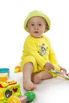 Free Baby. Stock Photo - 23009480