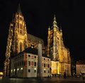 Free St. Vitus Cathedral Stock Photos - 23017943