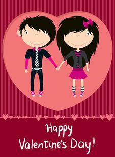 Free Valentine Card Stock Photos - 23010763