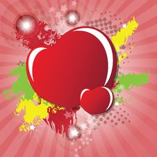 Free Valentine Day S Card Royalty Free Stock Photography - 23011907