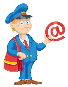 Free Email For You Stock Images - 23012174