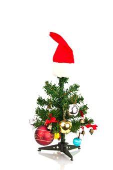 Free Christmas Tree Decoration Stock Photos - 23012263