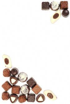 Free Chocolates Royalty Free Stock Images - 23018779