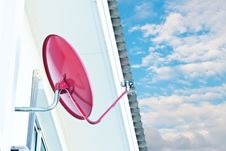 Free Satellite Dish Stock Photos - 23019273