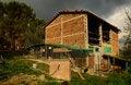 Free Italian Farmhouse Royalty Free Stock Photo - 23023185