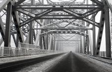 Free The Road Across The Bridge Stock Images - 23020874