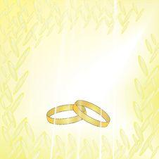 Free Wedding Rings Stock Photography - 23021002