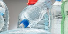 Bottled Water Royalty Free Stock Images