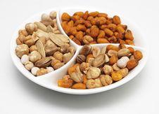Free Mixed Nuts Royalty Free Stock Image - 23033156
