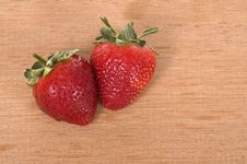 Free Strawberry Stock Photography - 23035672
