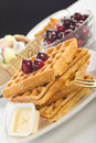 Free Waffles Stock Images - 23046444