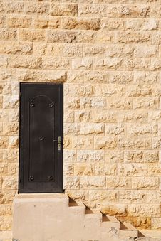 Free Old Door Royalty Free Stock Photo - 23041535