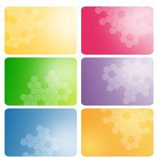 Free Set Of Shiny Backgrounds Royalty Free Stock Images - 23044649