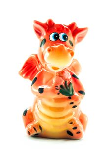 Free Dragon Figurine Stock Images - 23046634