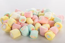 Free Marshmallows Stock Images - 23046844