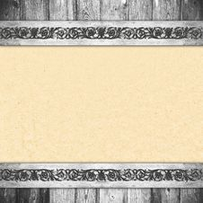 Free Background In Style Vintage Royalty Free Stock Photography - 23047427