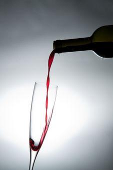 Free Red Wine Stock Photo - 23047840
