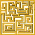 Free Labyrinth Stock Image - 23059261