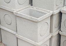 Free Concrete Drainage Tank Stock Images - 23052664