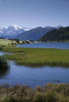 Free Peaceful Lake Stock Image - 23054531