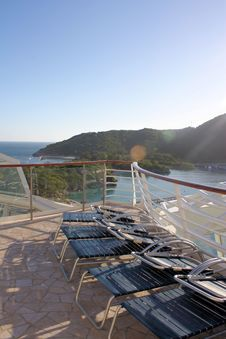 Free Labadee Haiti Off A Cruise Ship Stock Image - 23063931