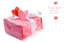 Free Gift For St.Valentine S Day Stock Photo - 23064020