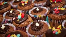 Free Muffins Stock Images - 23066504