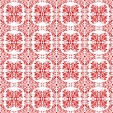 Free Seamless Floral Pattern Royalty Free Stock Photography - 23068237