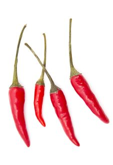 Free Fresh Red Chilli Stock Image - 23068261
