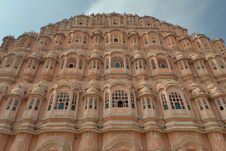 Free Jaipur Hawal Mahal, Rajasthan Stock Images - 23068624