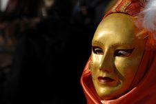 Free Venetian Mask Stock Photography - 23071122