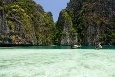 Free Bay At Phi Phi Island In Thailand Stock Photography - 23073482