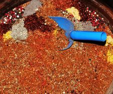 Dry Spice Royalty Free Stock Image