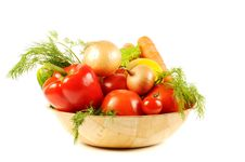 Free Fresh Vegetables Stock Photo - 23076680