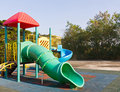Free Children Playground In Park Royalty Free Stock Image - 23093146