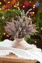 Free Vase With Heather Stock Image - 23096971