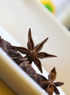 Free Star Anise Stock Photography - 23091932