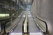 Free Corporate Escalator Stock Photography - 23091982