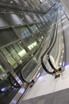 Free Corporate Escalator Stock Photos - 23092113