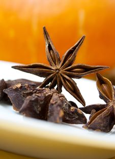 Free Star Anise Stock Images - 23092824