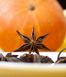 Free Star Anise Royalty Free Stock Images - 23093129