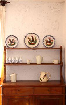 Free Rustic Furniture Royalty Free Stock Image - 23093486