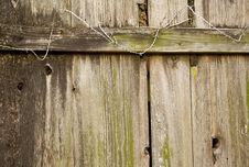 Free Wood Fence Royalty Free Stock Photos - 23094178
