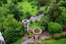 Free Fields Around Blarney Castle In Ireland Stock Image - 23099751